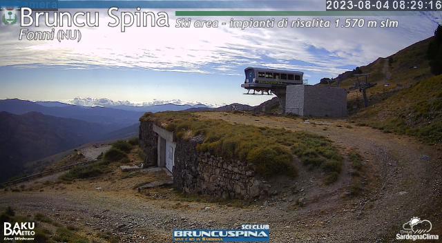 webcam Fonni Bruncu Spina
